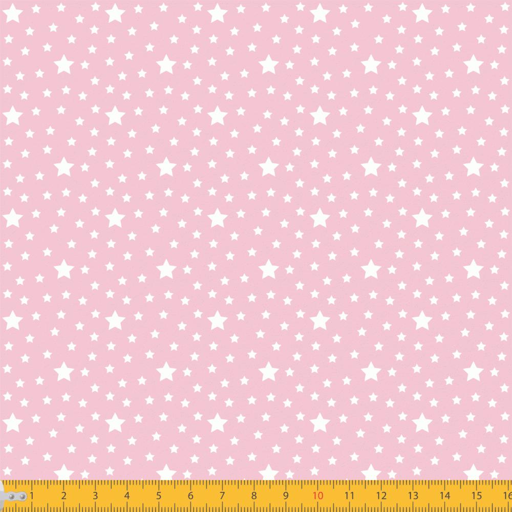 tricoline-estampado-algodao-estrelas-rosa