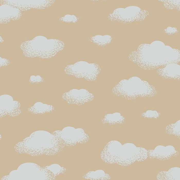 Tricoline Estampado Nuvens S1600-2 TRICOLINE ESTAMPADO