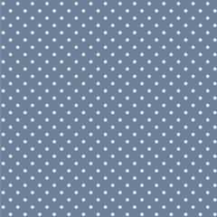 Tricoline Bolinhas Micro P1002-131 Azul Jenas