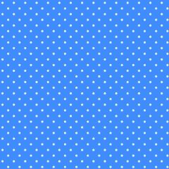 Tricoline Bolinhas Micro P1002-94 Azul