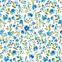 Tricoline Estampado Floral Sacramento S1222-02