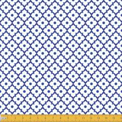 Tricoline Estampado Azulejo P2018-01