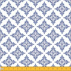 Tricoline Estampado Azulejo P2040-01