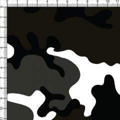 Tricoline Estampado Camuflado DX3232-13