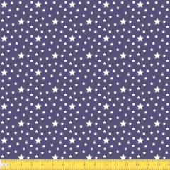 Tricoline Estampado Estrelas P1229-605