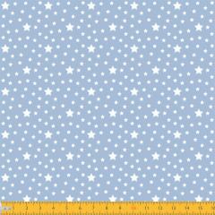 Tricoline Estampado Estrelas P1229-82
