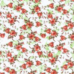 Tricoline Estampado Floral Mogiana S18097-03