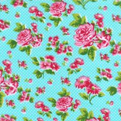 Tricoline Estampado Floral Sumatra S18119-02