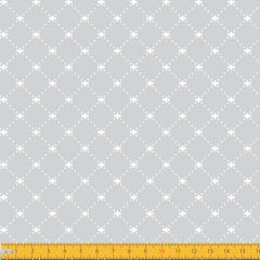 Tricoline Estampado Geométrico Lis P1192-91