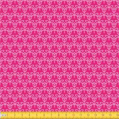 Tricoline Estampado Tulipa P1650-108 Pink
