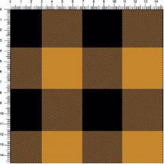 Tricoline Estampado Xadrez DX3265-48