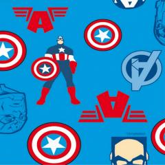 Tricoline Personagens Marvel Vingadores AV001C01 Capitão América