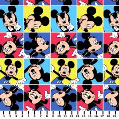 Tricoline Personagens Mickey MK002C01