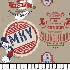 Tricoline Personagens Mickey MK003C01
