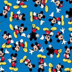 Tricoline Personagens Mickey MK011C02