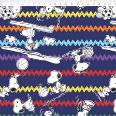 Tricoline Personagens Snoopy SN020C02 TECIDO TRICOLINE ESTAMPADO