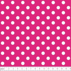 Tricoline Bolinhas Grandes P1554-108 Pink