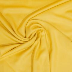 Tecido Viscose Liso Amarelo