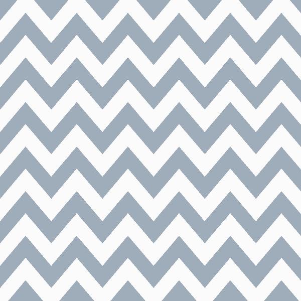 Tricoline 100% algodão Zig Zag Chevron Cinza DX1676-11 TRICOLINE ESTAMPADO