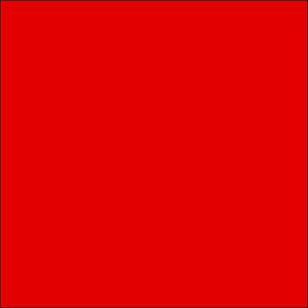 Tricoline 100% Algodão Lisa Vermelha B352 TECIDO TRICOLINE LISO